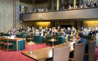 Bezinning over Eerste Kamer is noodzaak